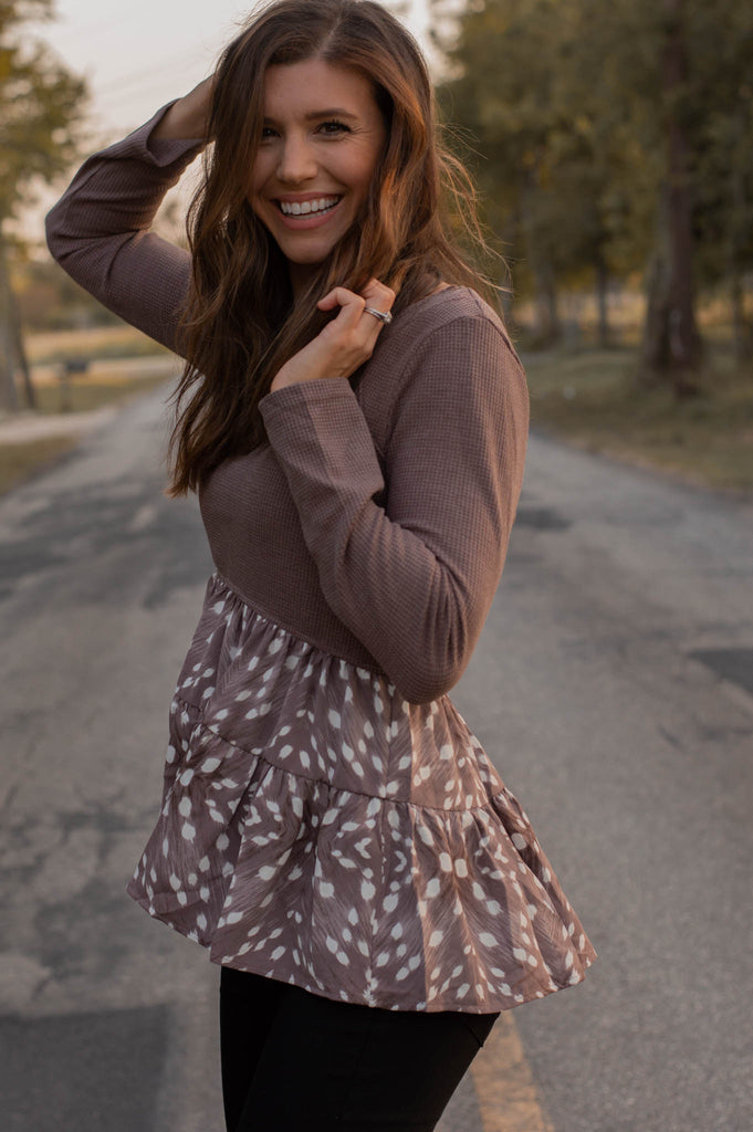 The Fawn Top