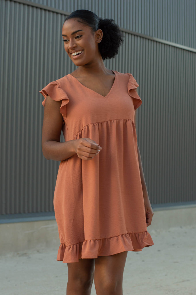 The Emory Dress