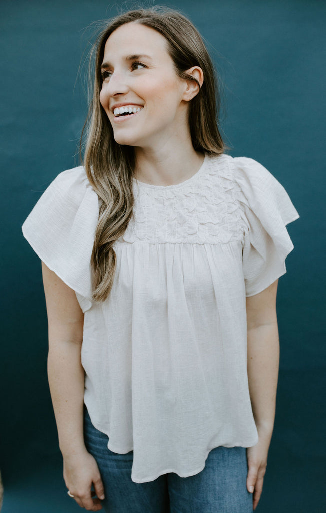 The Anna Kate Top