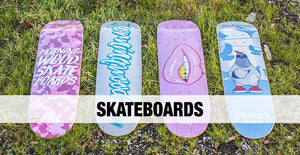 Morning Wood Skateboards New York City Skateboarding High Quality Decks