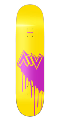 New York Cali Vibes Skateboard Deck