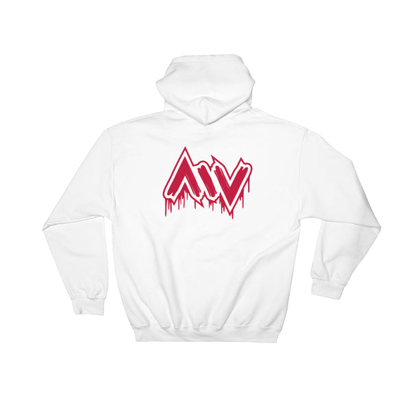 Morning Wood Skateboards New York City Spots Pull Over Hoodie