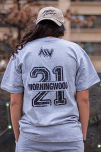 Morning Wood Skateboards Twenty One T-Shirt