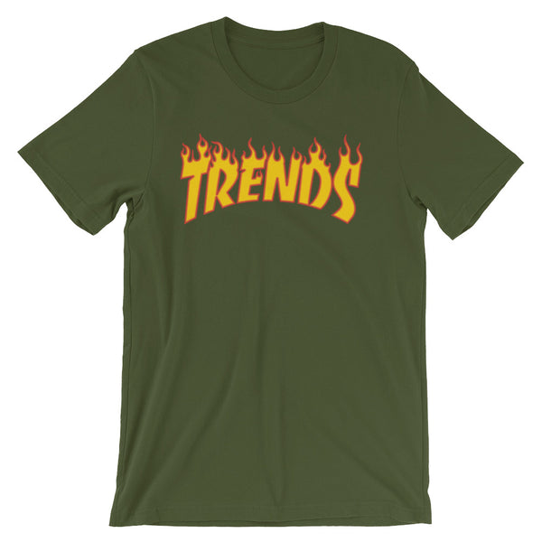 New York City Morning Wood Skateboards Thrasher Trends T Shirt