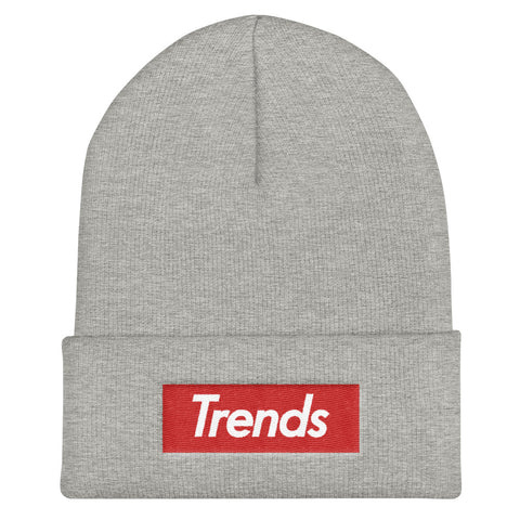 New York City Morning Wood Skateboards Supreme Beanie