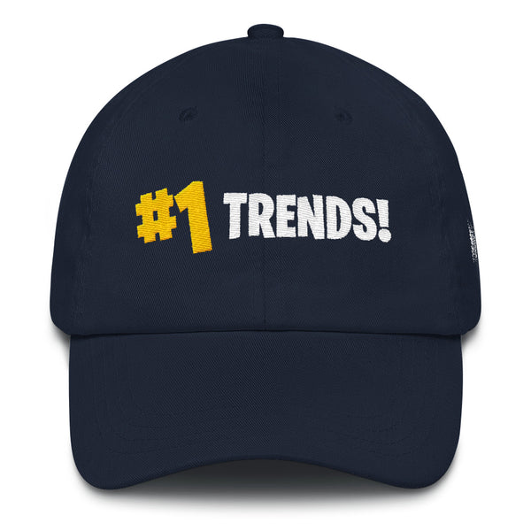 Morning Wood Skateboards Fortnite Battle Royale Victory Royale Trends New York City Dad Hat