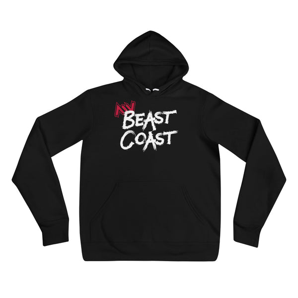 New York City Morning Wood Skateboards Beast Coast Hoodie