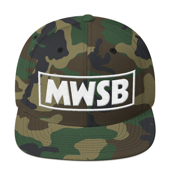 Morning Wood Skateboards New York City MWSB Nike Snapback