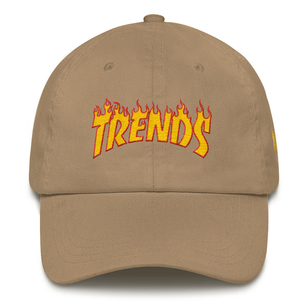 New York City Morning Wood Skateboards Thrasher Trends Dad Hat