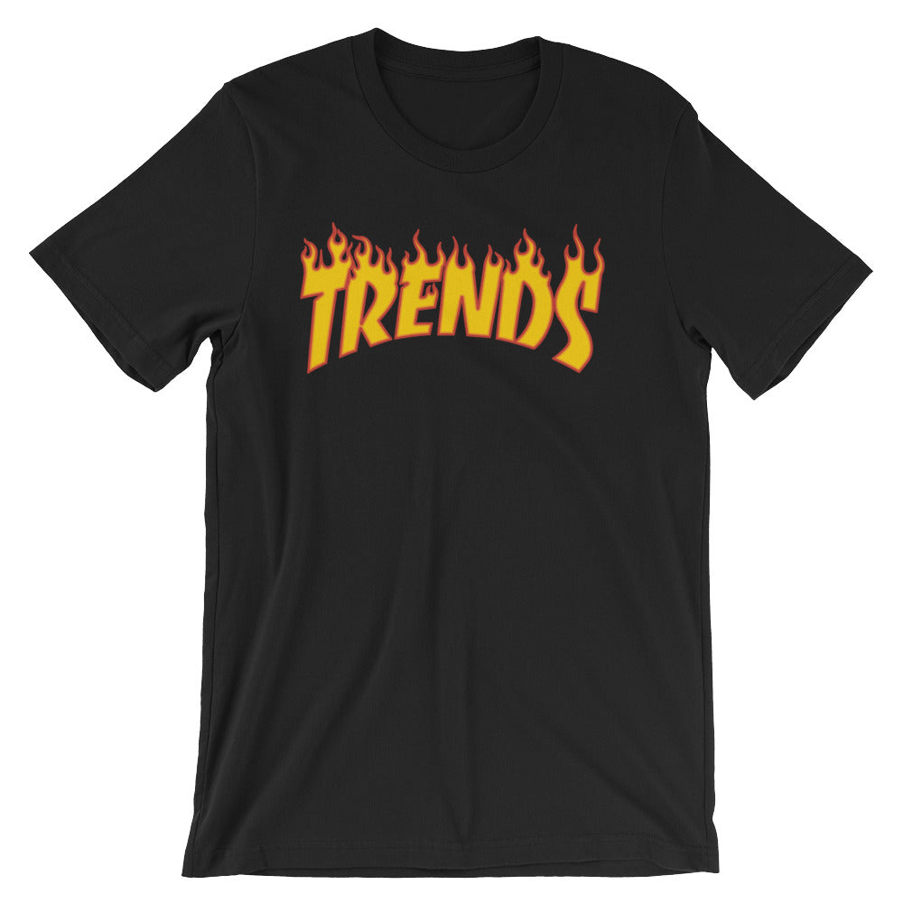 cdbd9c4c1033 New York City Morning Wood Skateboards Thrasher Trends T Shirt ...