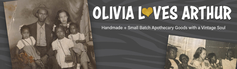 Olivia Loves Arthur - Coming Soon!