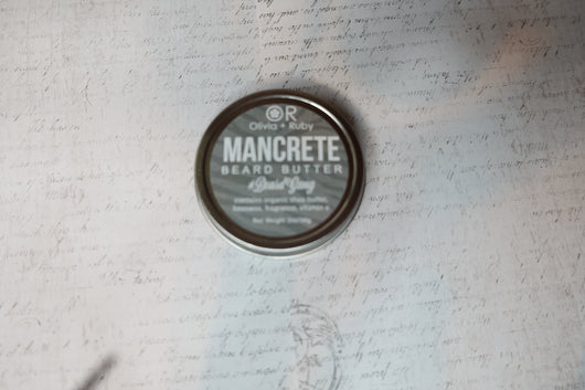 Mancrete Beard Balm