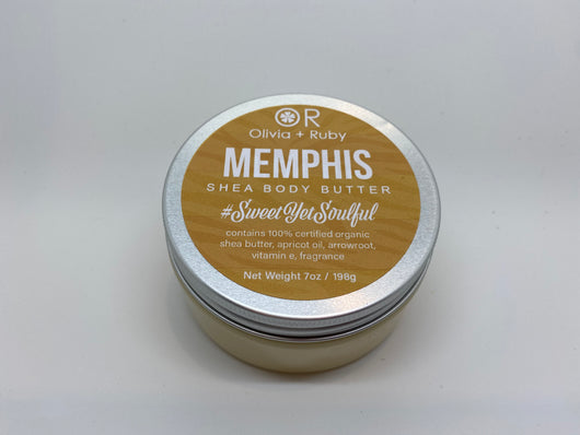 Memphis Shea Body Butter