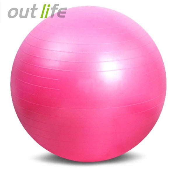 65cm PVC Pilates Fitness Gym Yoga Ball for Sport Training Exercise Balance Gymnastic Yoga Ball Yoga Exercise Fitness Training