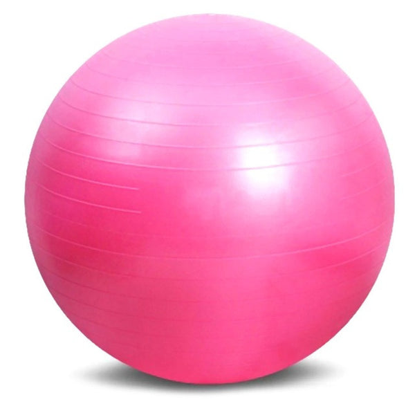 2016 65cm Health Fitness Yoga Ball 5 Color Utility Anti-slip Pilates Balance Yoga Balls Sport Fitball Proof For Fitness Training