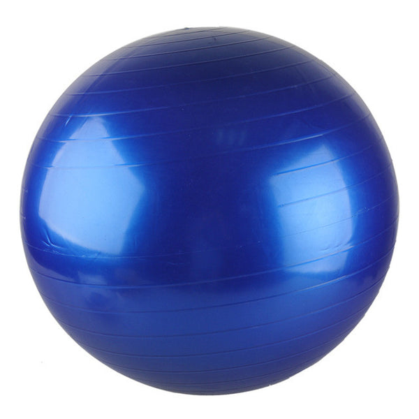 2017 New Yoga Ball Thick Explosion Proof Massage Ball Bouncing Ball Gymnastic Exercise Fitness Yoga Balance Ball 55 CM 5 Colors