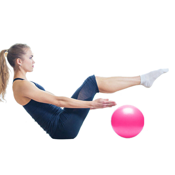 Yoga Fitness Ball 25 cm Utility Yoga Balls Pilates Balance Sport Fitball Proof Balls Anti-slip for Fitness Training