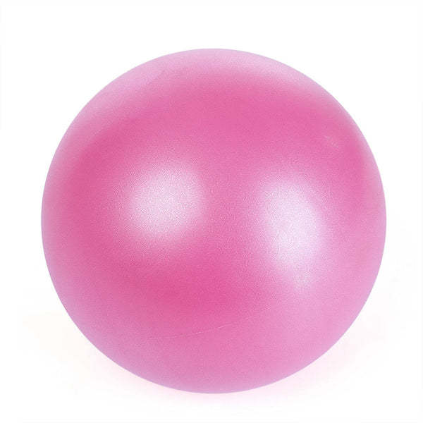 Yoga Ball PVC Thickened Air Inflation Anti-Explosion Yoga Ball Fitness Equipment Balance Fitness Training Ball For Lose Weight