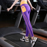 Sports ClothingTights Fitness Pants Yoga Pants Tight Yoga Leggings Running Fitness Pants Sportswear Fitness