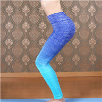 Yoga Leggings High Waist Gym Sports Slimming Pants Lulu Workout Sport Fitness Running Clothes