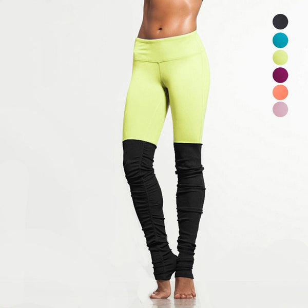 Yoga Pants Sport Leggings Los de yoga deporte Fitness Pants P108