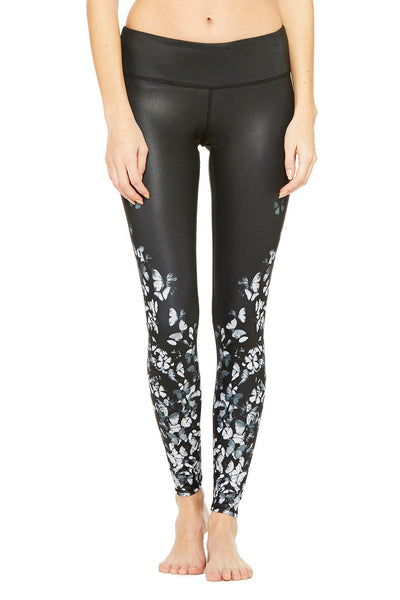 3d Butterfly Print Goddess Legging Quality Yoga Pants Sports Trousers Fitness Gym Leggings Running Tights Yoga Joging