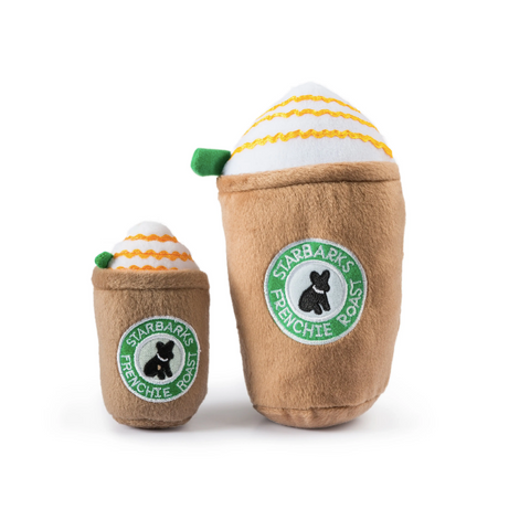 Specialty Starbarks Coffee Toy
