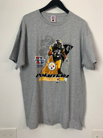 Troy Polamalu Players Tee | XL
