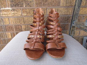 Wedge Gladiator Sandal - 6
