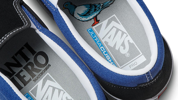 Vans X AntiHero Collection