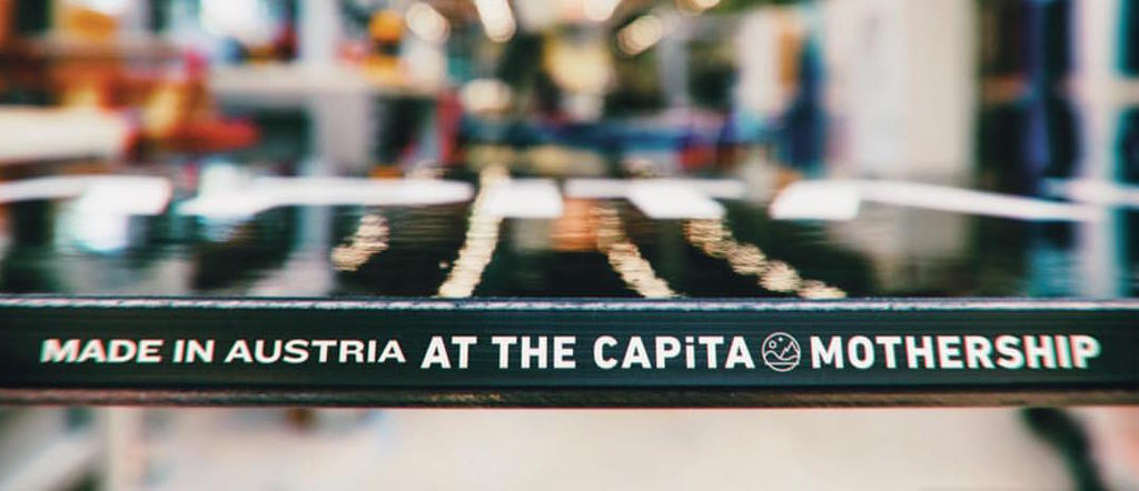 2018 Capita Snowboards Have Arrived!
