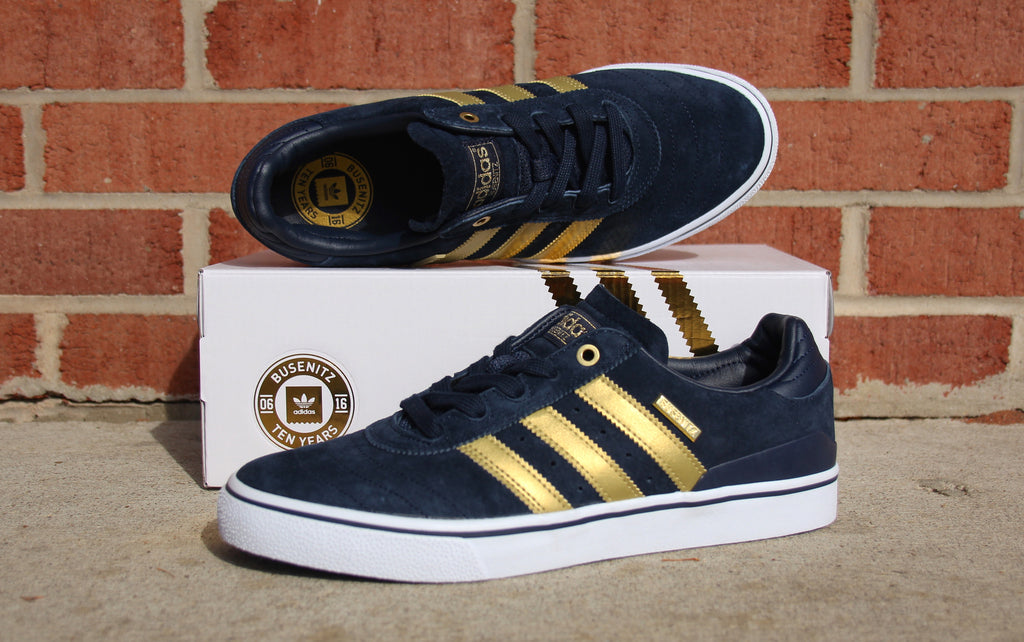 Adidas Busenitz Vulc ADV 10 Year :: Celebrating A Decade of Busenitz Shoes