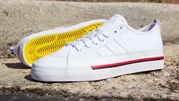 Nakel Smith Adidas Matchcourt RX3 Available NOW!