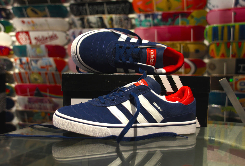New Adidas Busenitz Vulc's and Clothing