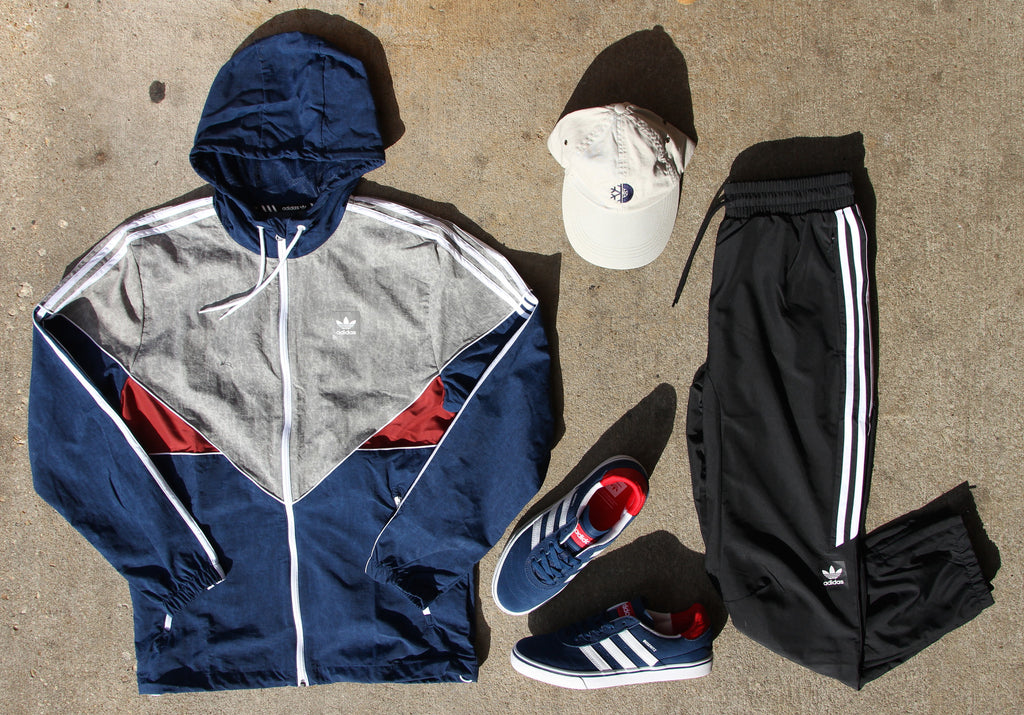 New Gear From Adidas Skateboarding