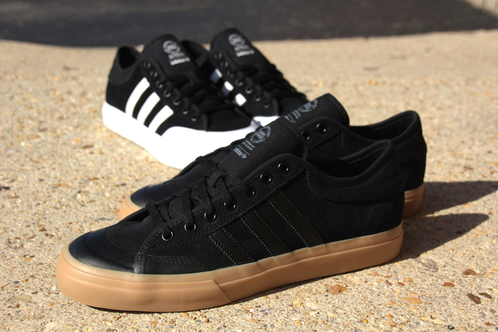 Adidas Matchcourt ADV Skate Shoes :: Best Rubber Toe Available?