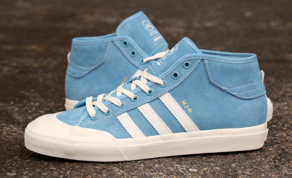 Marc Johnson Adidas Matchcourt Mid Now Available