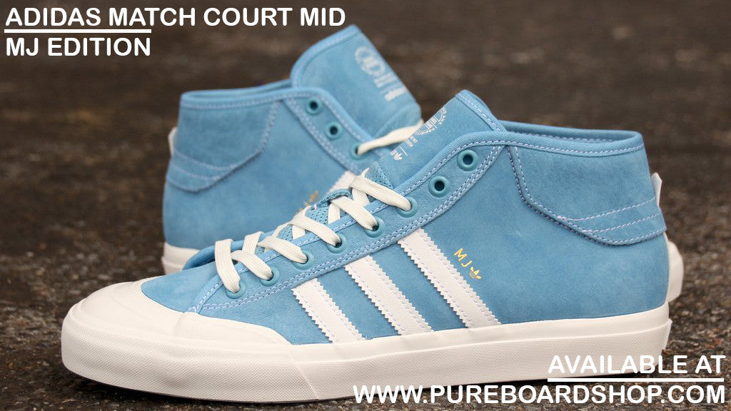 Adidas Matchcourt Mid Marc Johnson Review