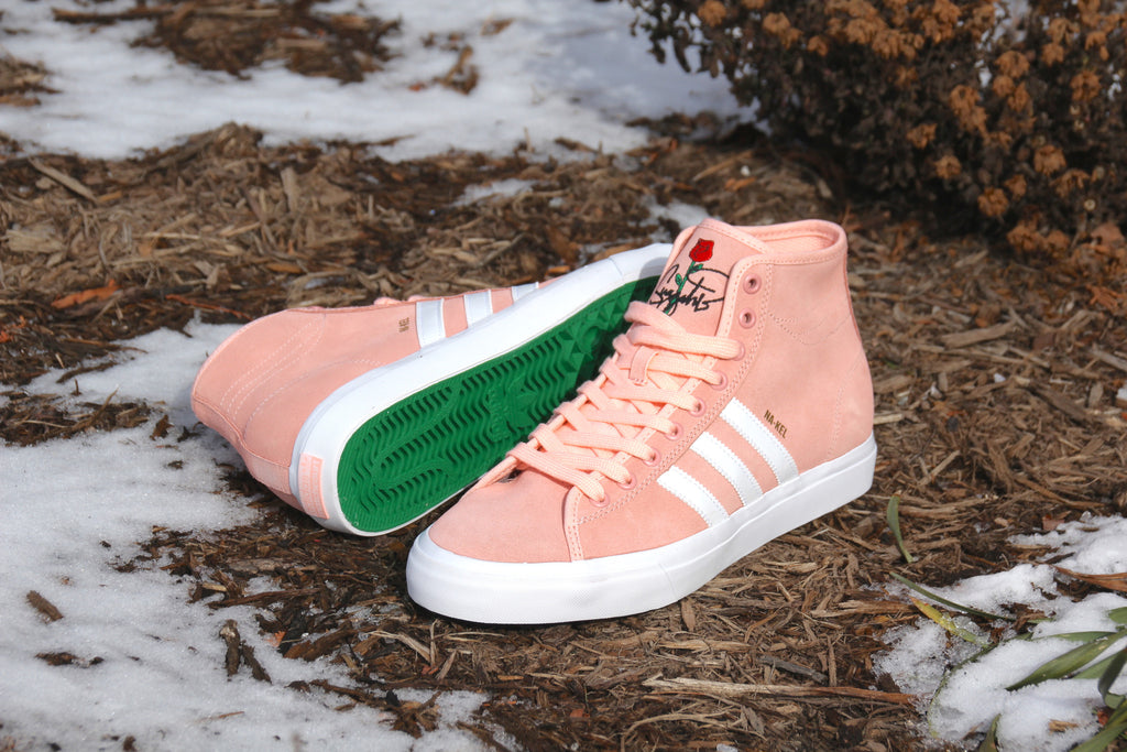 Adidas Skateboarding Na-Kel Smith Limited Edition Matchcourt High