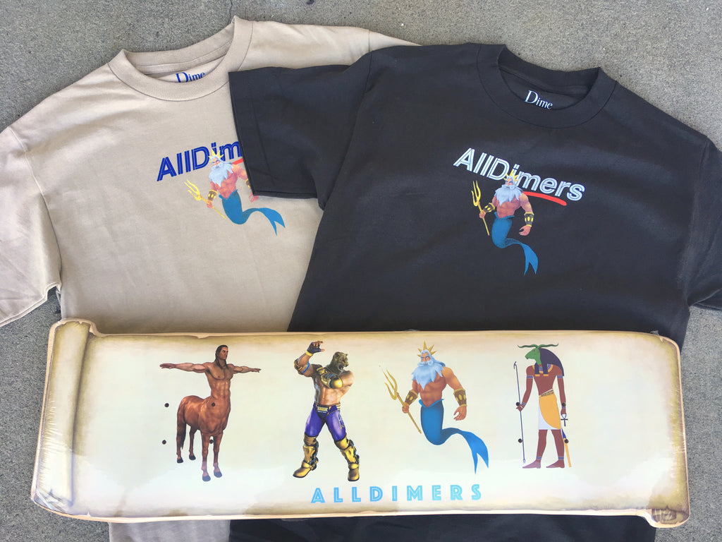 Alldimers Now Available