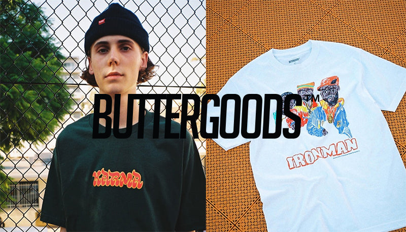 Shop Butter Goods Summer 2018 Now