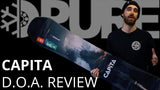 Capita Defenders Of Awesome 2019 Snowboard Review
