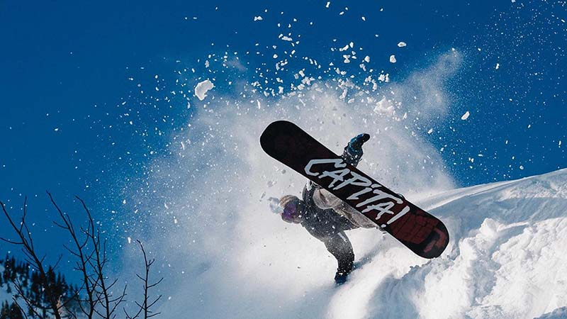 2021 Capita Snowboards Have Landed!