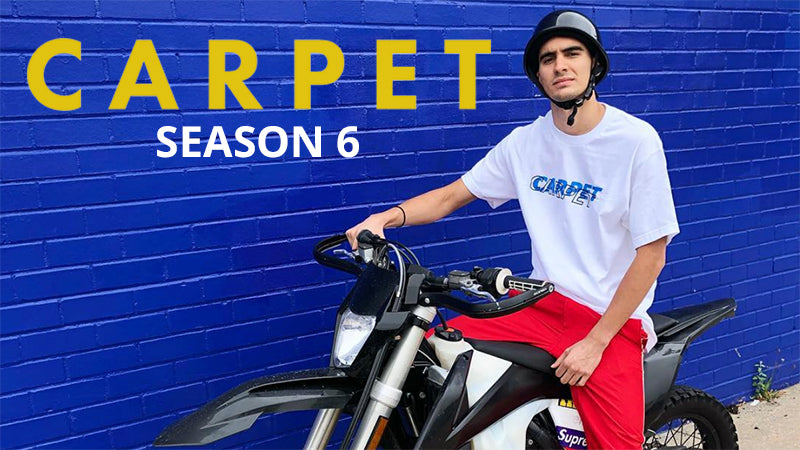 Carpet Company Season 6 Skateboards and Clothing Now Available