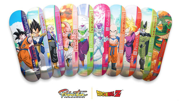 Pre Order Primitive X Dragon Ball Z Skateboards Now!