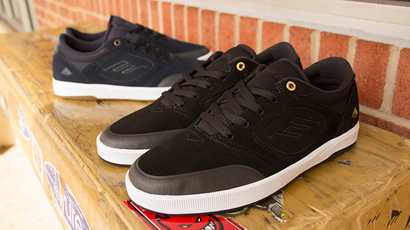New Emerica Dissent Skate Shoes Now Available