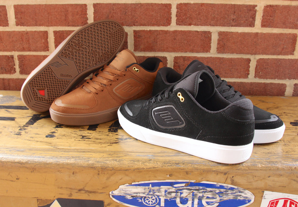 New Emerica Reynolds G6 Skate Shoes Now Available