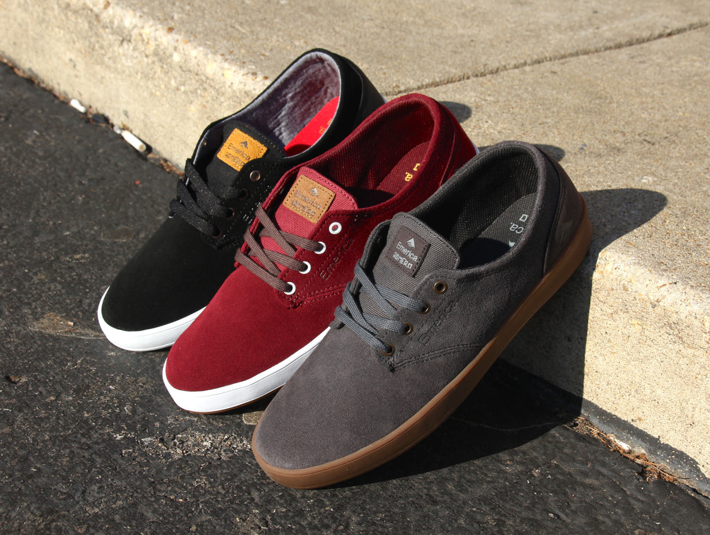 The Emerica Romero Laced Is Back
