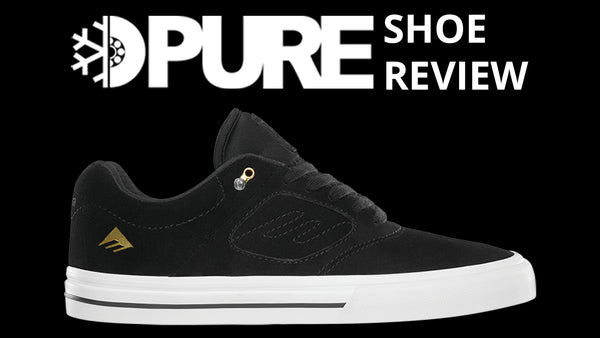 Emerica Reynolds 3 G6 Vulc Shoe Review