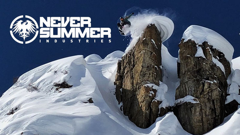 New Never Summer 2020 Snowboards are here!